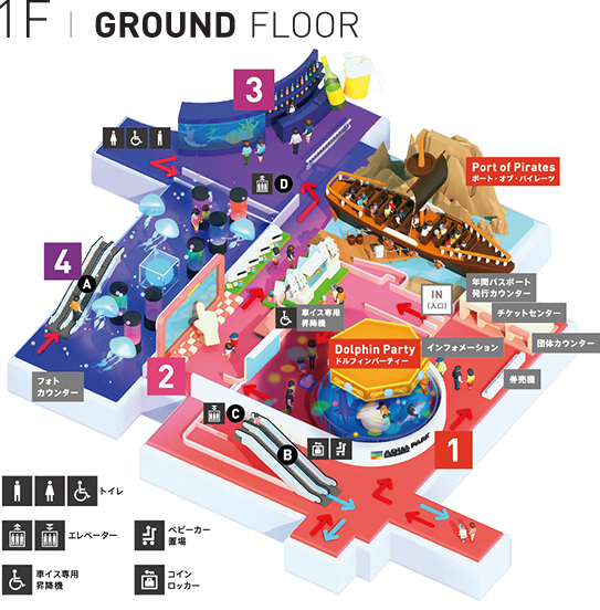 1F GROUND FLOOR